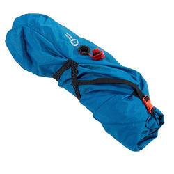 Opblaasbaar veldbed Camp Bed Air 70 blauw - 871898