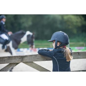 Paddock Children's Horse Riding Show Jacket - Black - 871978