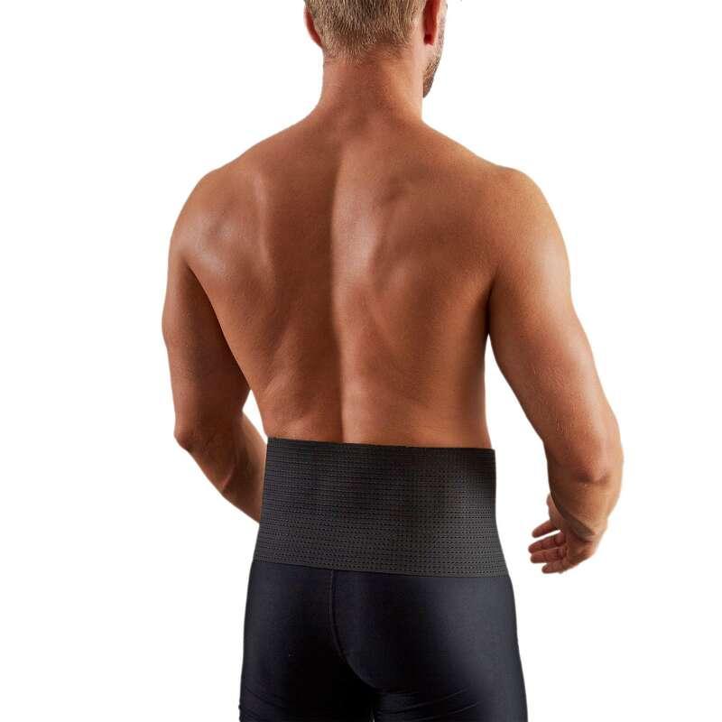 PROTEZIONI Sport di squadra - Fascia lombare unisex SOFT 100 TARMAK - Supporti muscolari e articolari