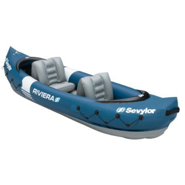 KAYAK RIVIERA gonflable 2 places - 8745