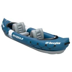 KAYAK RIVIERA gonflable 2 places