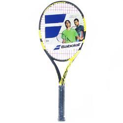 Tennisracket Pure Aero zwart/geel