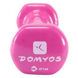 Gym halters pvc 2 x 0,5 kg - 875967