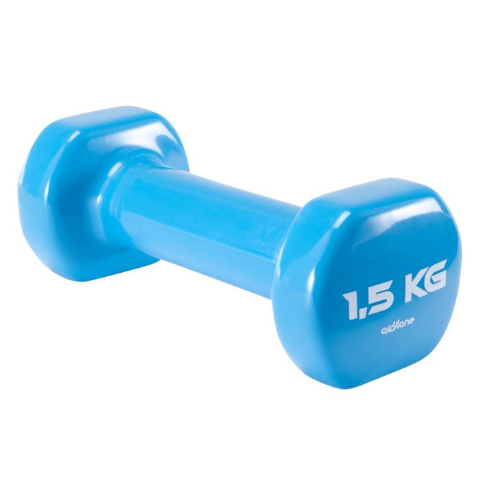Hanteln Pilates Toning 1,5kg 2 Stück
