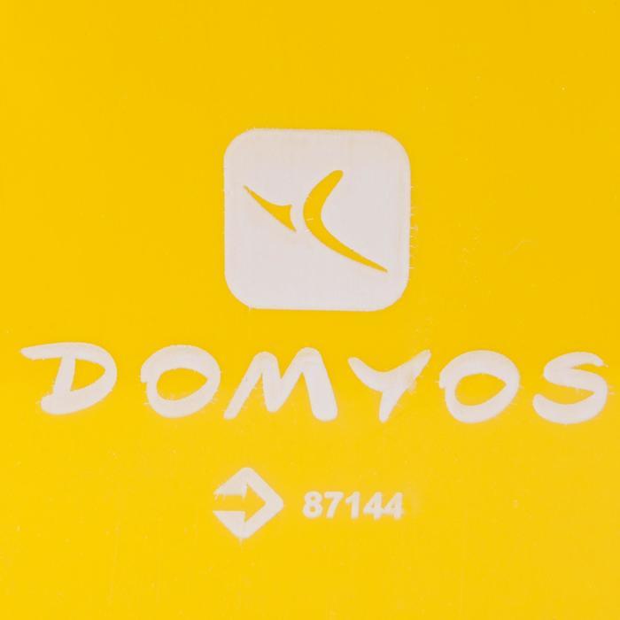 Mancuernas Gimnasia Pilates Domyos 2X2KG Amarillo