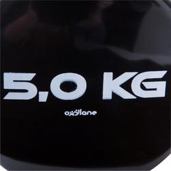 5 kg皮拉提斯鍛練啞鈴兩入