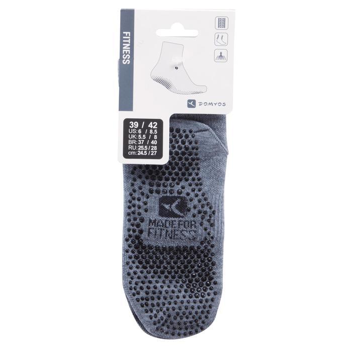 Antislip sokken voor gym, stretching en pilates - 876023