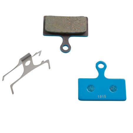 Plaquettes de freins à disque SLX/XT/XTR2012
