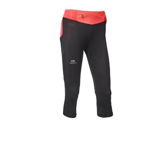 Damesbroek voor trail dames zwart/roze - 87611