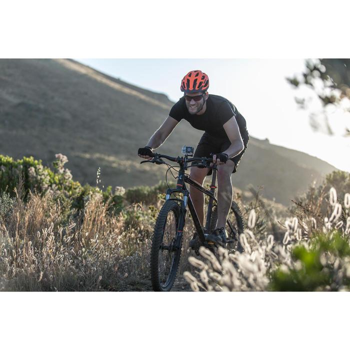 Fixation CO-NECT pour caméra sportive sur casque de vélo