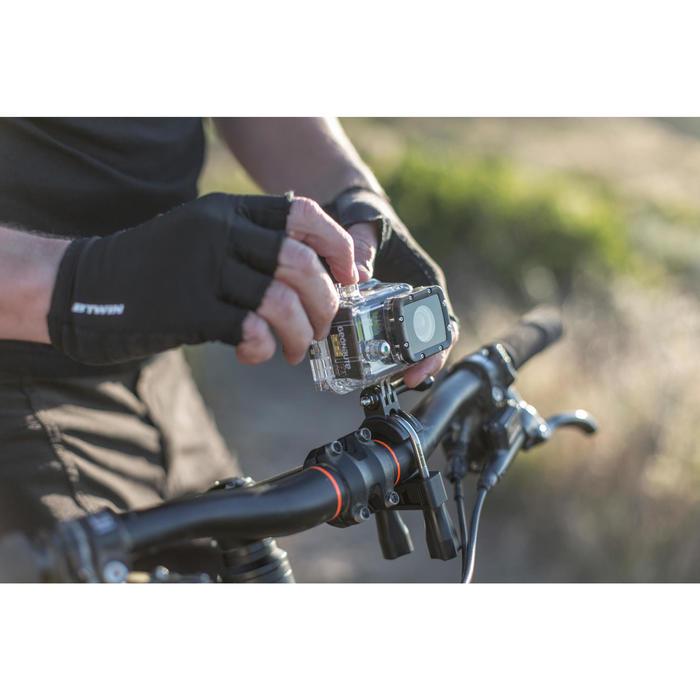 Fijación manillar o tija de sillín CO-NECT para cámaras deportivas.