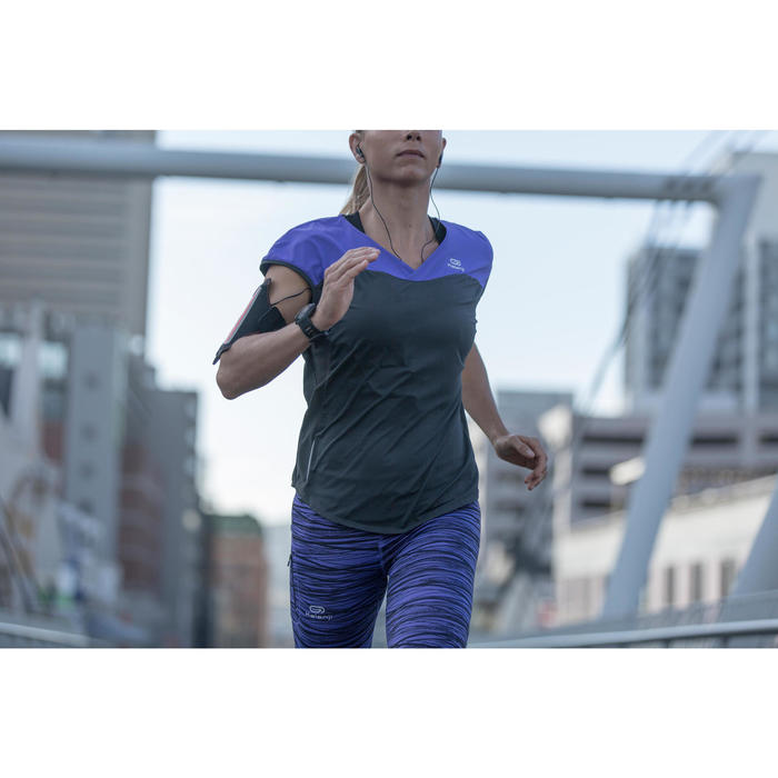 Ecouteurs running filaires avec micro ONear 300 - 876390