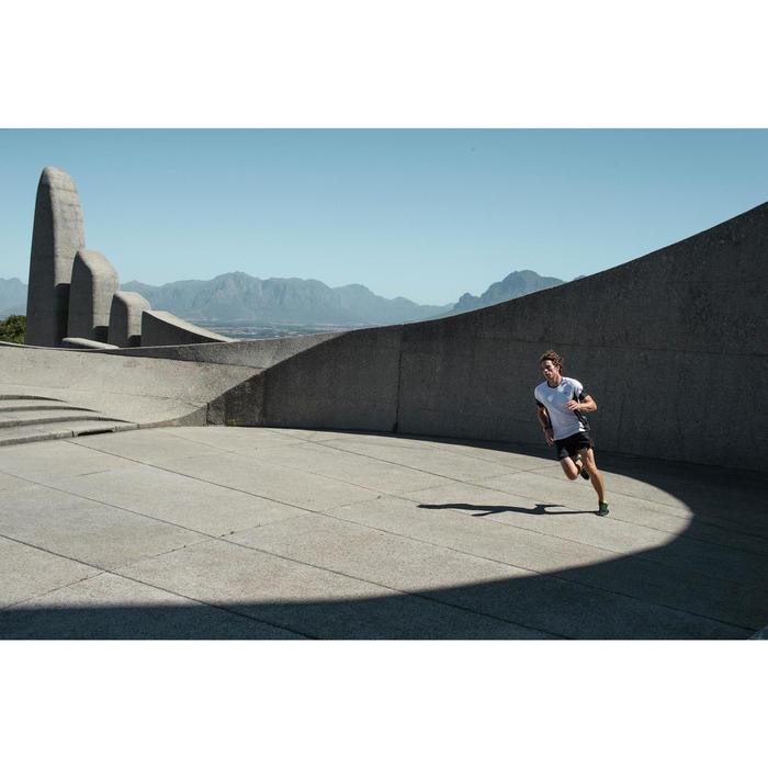 Montre chronomètre de course à pied homme W900 noire reverse - 876475