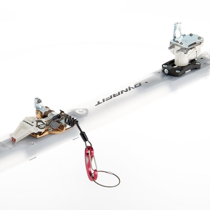 Fixations ski de randonnée TLT Speed Turn 2.0 blanches