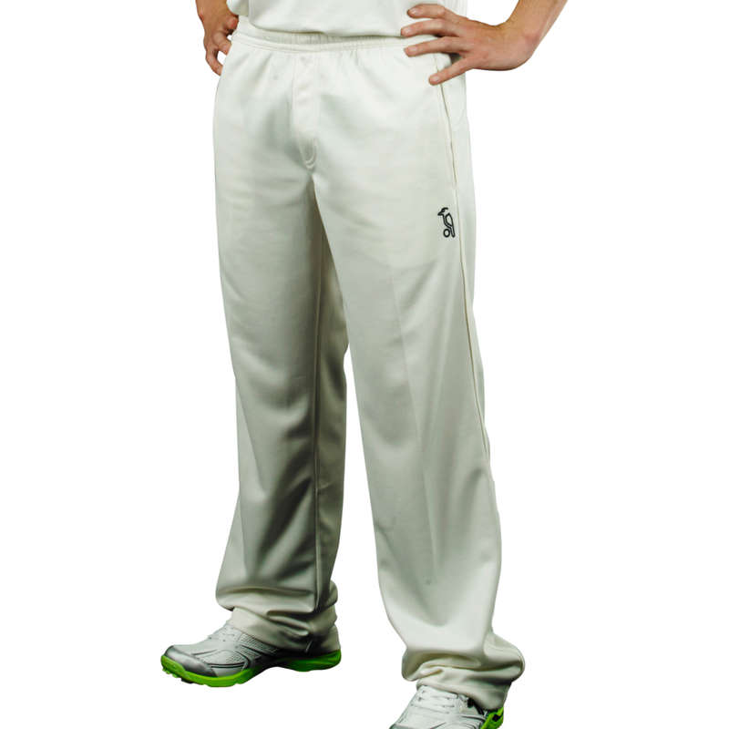LEATHER BALL INTERMEDIATE APPAREL ADULT Cricket - Pro Players cricket trousers KOOKABURRA - Cricket