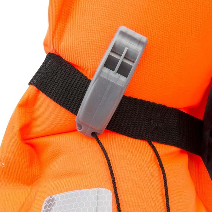 Gilet de sauvetage gonflable adulte LJ 150N AIR gris - 877229