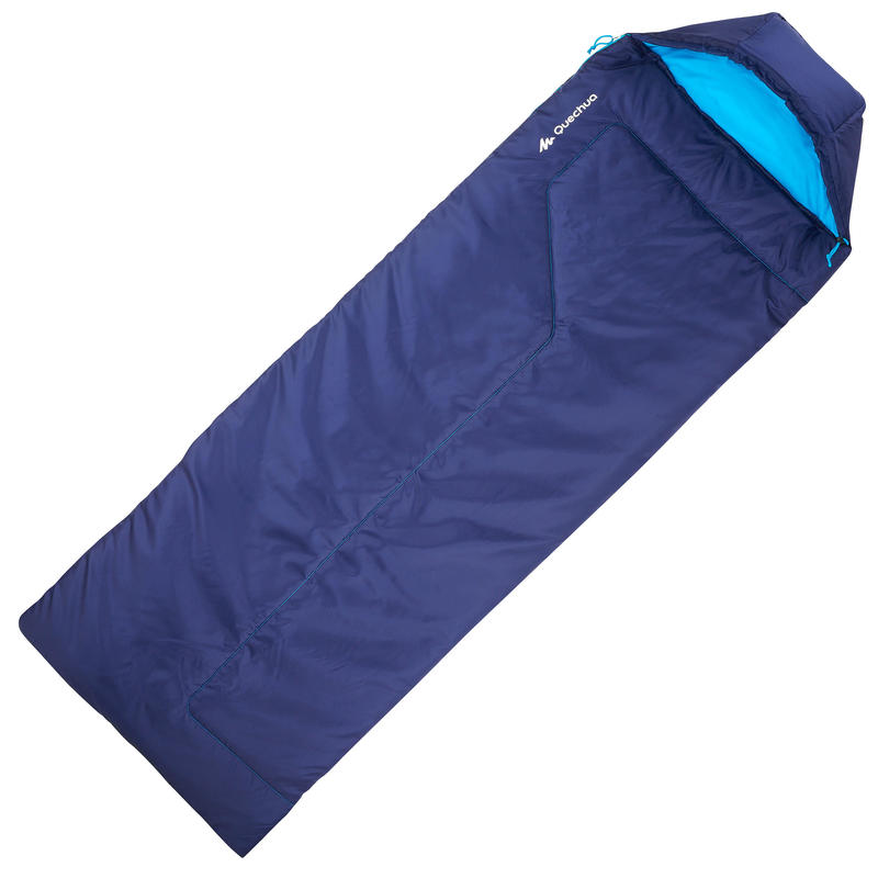 Sleeping Bag Forclaz 10° - Blue