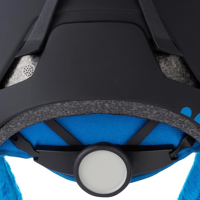 Casque de ski et de snowboard enfant Stream 500 JR noir. - 877890