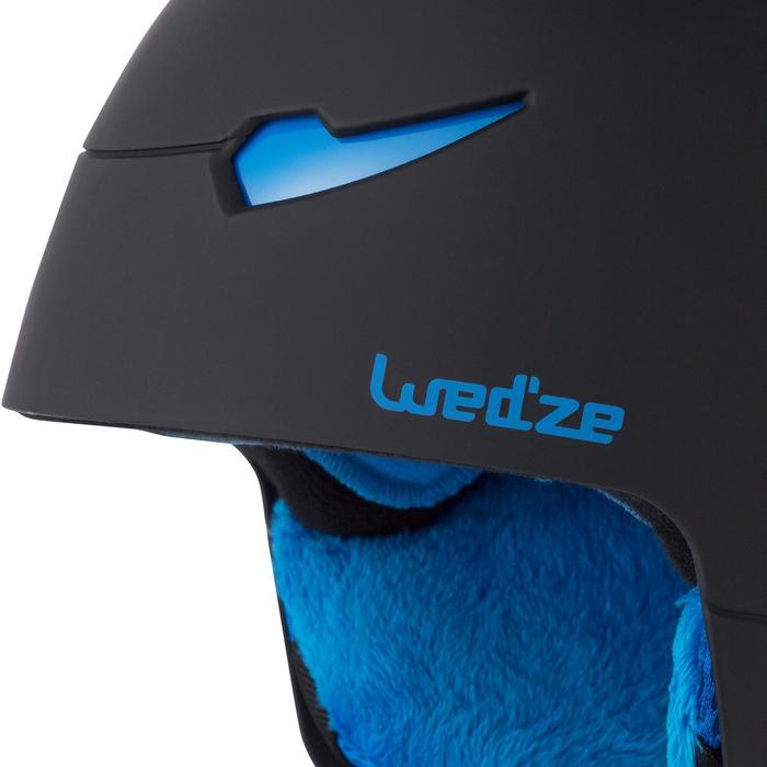 Casque de ski et de snowboard enfant Stream 500 JR noir. - 877892