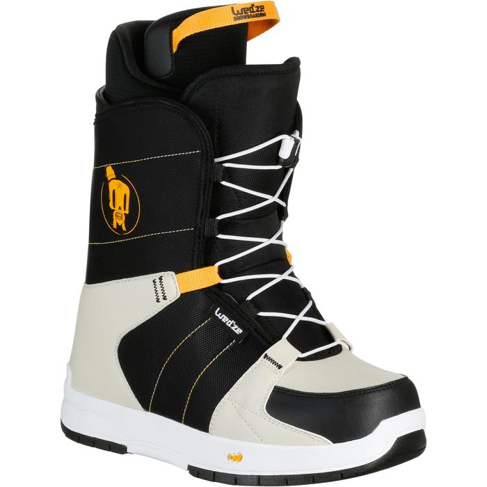 Snowboardboots kind BOOGEY 300 Youth zwart