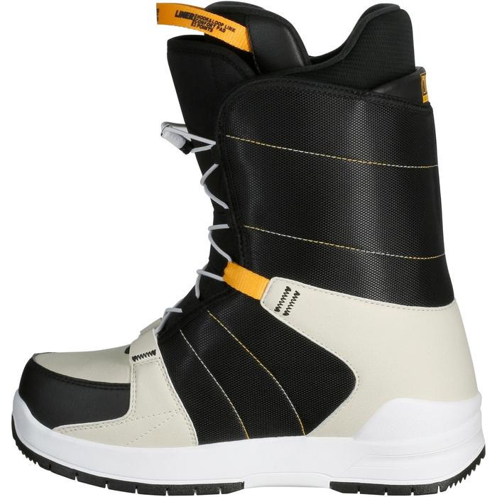 Boots snowboard enfant BOOGEY 300 Youth noire - 877984