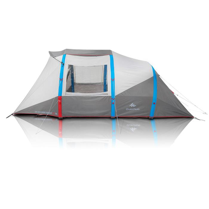 BUITENTENT VOOR DE QUECHUA-TENT AIR SECONDS 5.2 XL