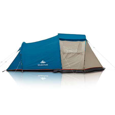 Camping Tent Arpenaz 4 (4 Persons, 1 Bedroom) - Quechua