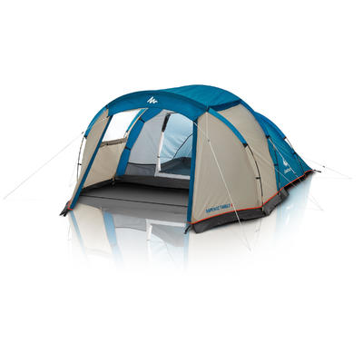 Tente à arceaux de camping - Arpenaz 4 - 4 Personnes - 1 Chambre