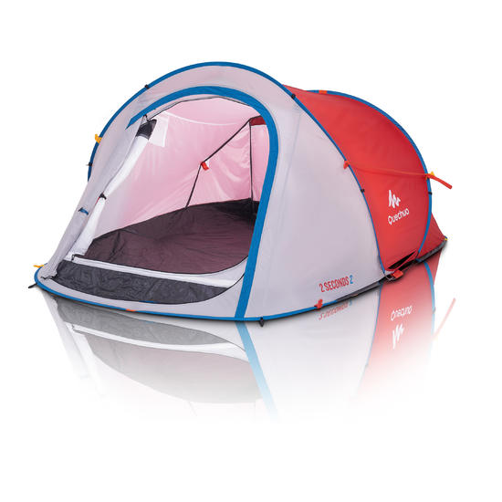 Kampeertent 2 Seconds | 2 personen - 878436