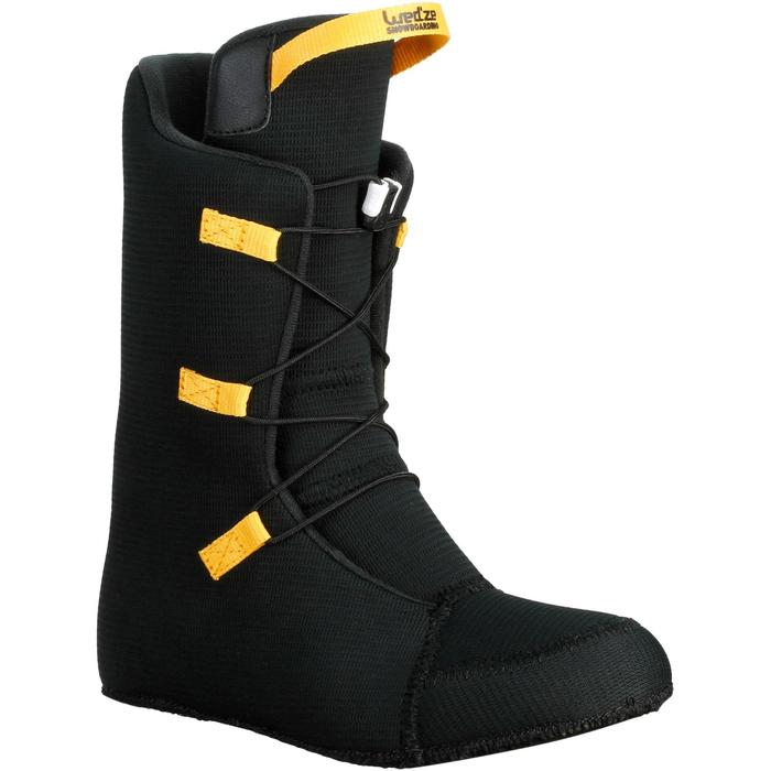 Boots snowboard enfant BOOGEY 300 Youth noire - 878670