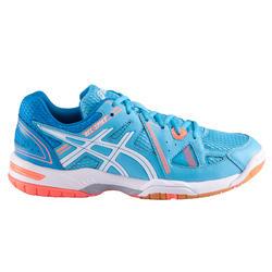 Chaussures de volley-ball femme Gel Spike bleues