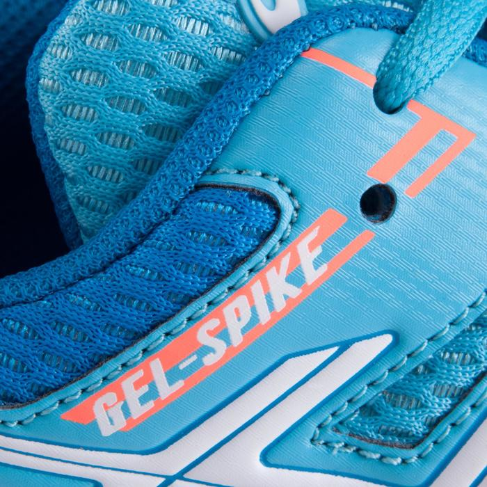 Chaussures de volley-ball femme Gel Spike bleues - 878749