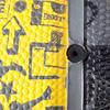 Basketbal NBA Grafitti zwart/geel Maat 7 - 878938