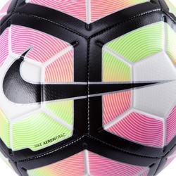 Ballon football Coupe de France Strike rose jaune