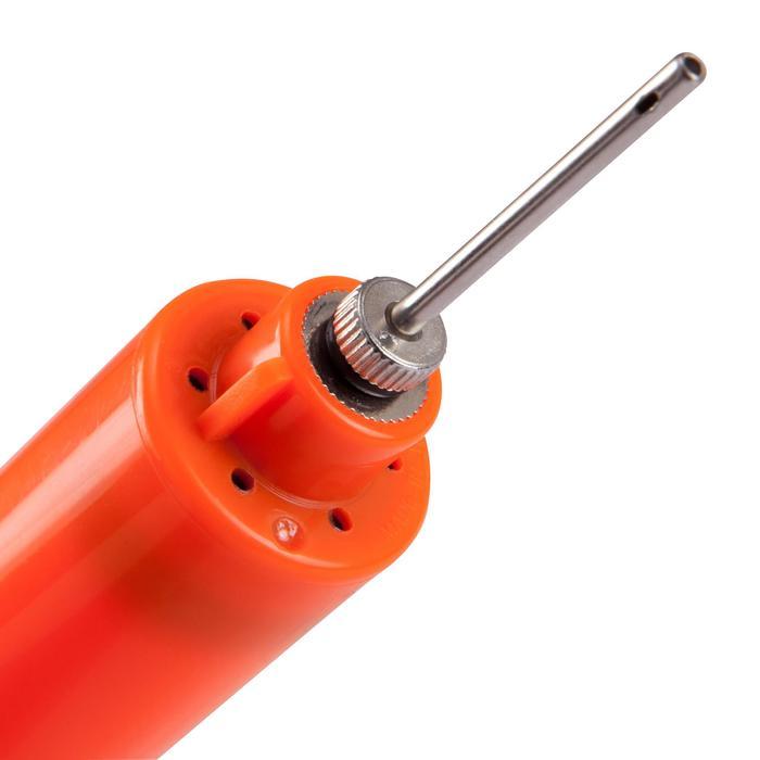 Dual Action Pump - Orange/White
