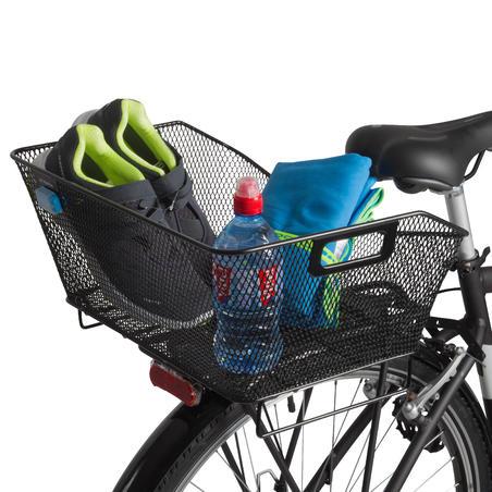 500 OneSecondClip L Keranjang Sepeda Belakang