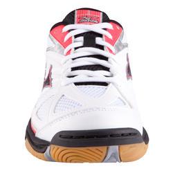 Volleybalschoenen Wave Hurricane 2 voor dames wit en roze - 879117