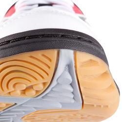 Volleybalschoenen Wave Hurricane 2 voor dames wit en roze - 879121