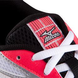 Volleybalschoenen Wave Hurricane 2 voor dames wit en roze - 879124