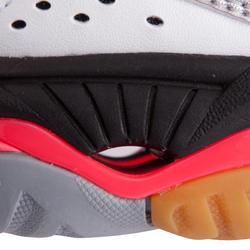 Volleybalschoenen Wave Hurricane 2 voor dames wit en roze - 879126