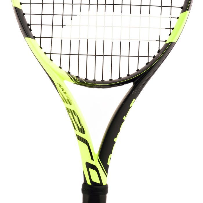 Tennisracket kinderen Babolat Pure Aero 26 zwart geel - 879163