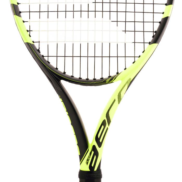 Tennisracket voor volwassenen Pure Aero zwart/geel - 879183