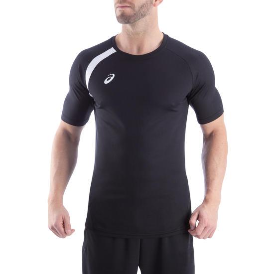Volleybalshirt heren zwart - 879477