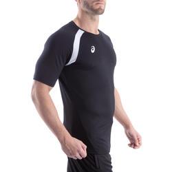 Volleybalshirt heren zwart - 879478