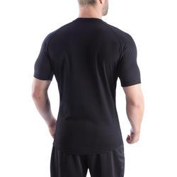 Volleybalshirt heren zwart - 879479