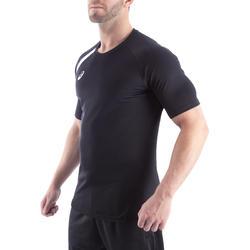 Volleybalshirt heren zwart - 879480