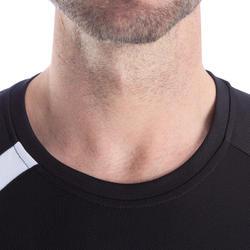 Volleybalshirt heren zwart - 879481