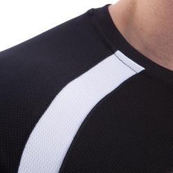 Volleybalshirt heren zwart - 879484