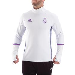 Voetbalshirt training volwassenen Real Madrid wit - 879504