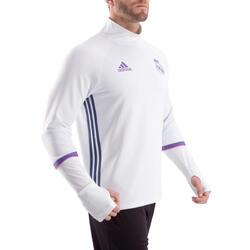 Voetbalshirt training volwassenen Real Madrid wit - 879505